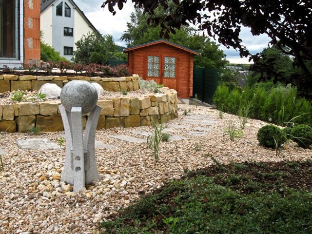 Garten- und Landschaftsbau in Hormersdorf, Erzgebirge, Sachsen ...